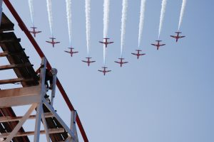 Red-Arrows-Blackpool-Pleasure-Beach